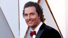 Matthew McConaughey revela que sufrió abusos sexuales cuando tenía 18 años