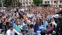 Strike leads to blackout, cripples life in Seemandhra