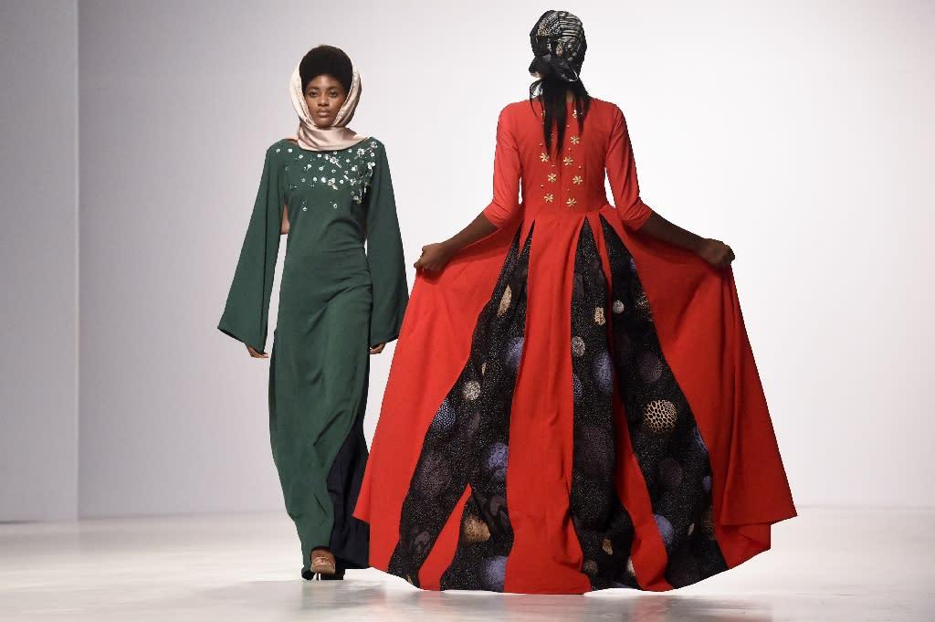 Nigerian Haute Couture In The Muslim North