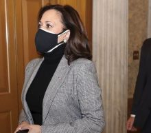 Kamala Harris breaks tie as Senate proceeds with lengthy debate on COVID relief bill