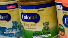 Reckitt cuts sales target as China infant formula demand slows