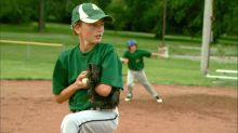 12-Year-Old Boy, Born With 1 Arm, Excels on the Field