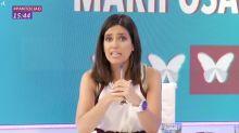 """Nuria Marín muestra la grave amenaza que ha recibido por Instagram: """"Lo denuncié ayer"""""""