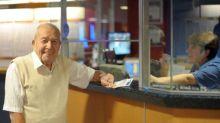 Man, 103, hopes for National winner