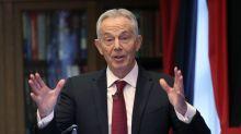 Tony Blair says UK was too 'slow' in suppressing coronavirus outbreak