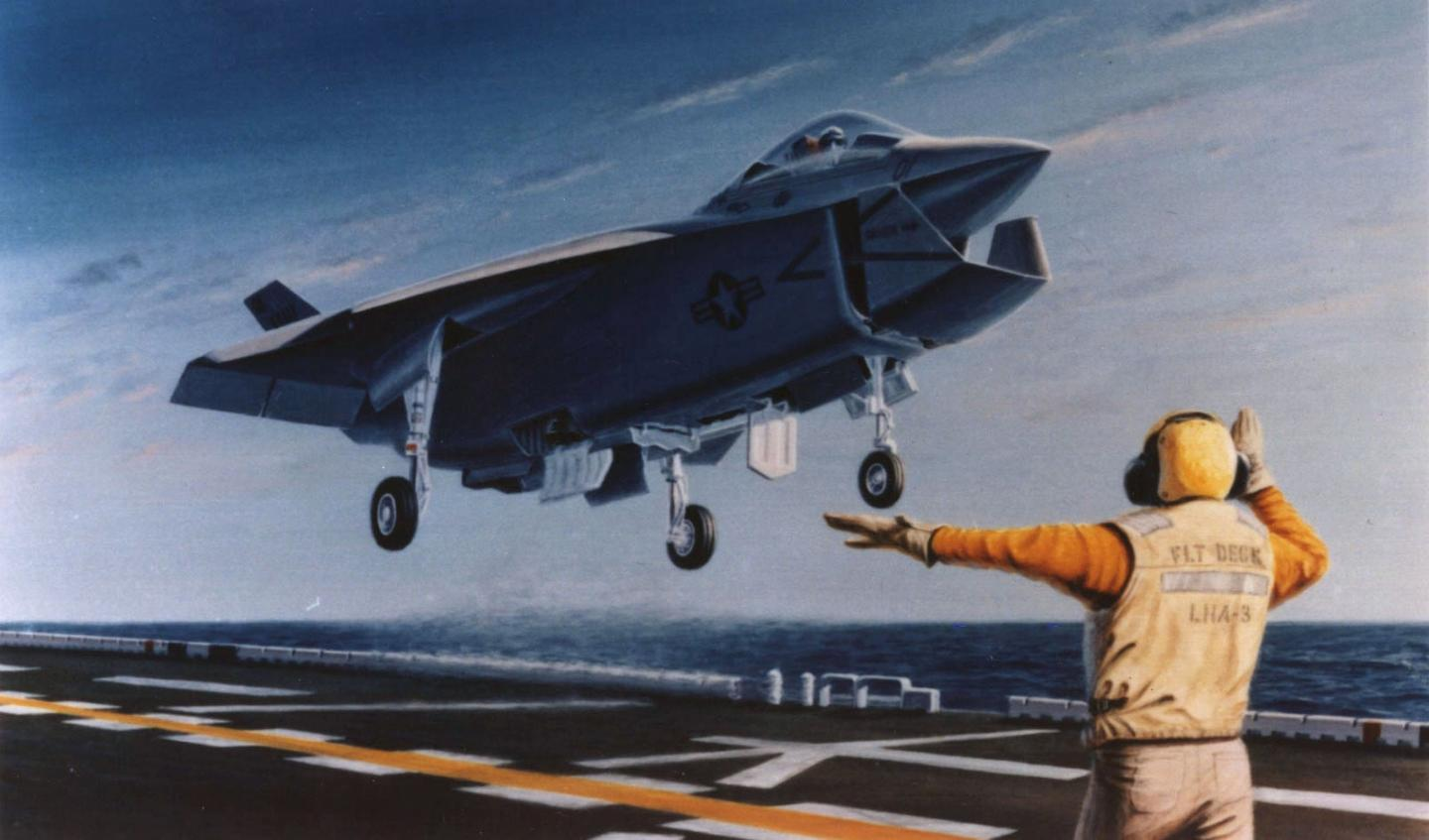 QnA VBage Introducing the X-32 Stealth Fighter (The Plane That Could Have Replace the F-35)