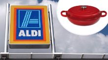 'Best ever!': Aldi's $26 dupe of $400 item hits shelves