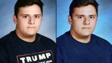 Parents Furious After All Signs of Trump Support Erased From High School Yearbook