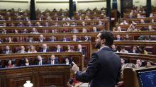 Las horas previas a la investidura en las que se normalizó lo peor de la política española