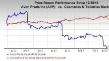 Why Avon (AVP) Stock is Falling Post Q2 Earnings? Find Out