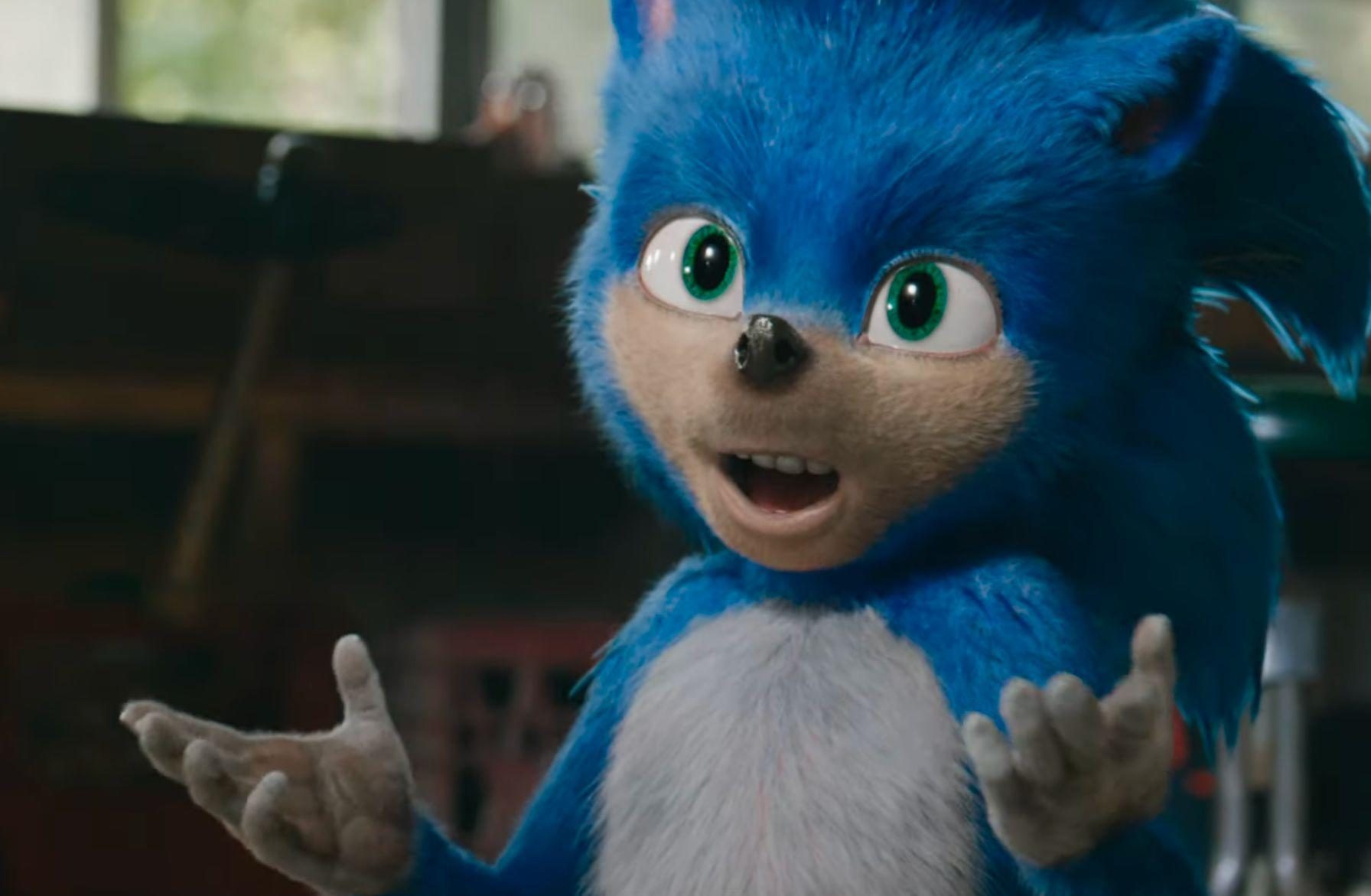 Sonic Director Promises Hedgehog Makeover After Trailer Backlash