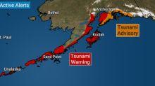 Usa, forte sisma e allerta maremoto