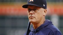 Tigers hire former Astros manager A.J. Hinch