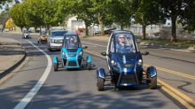 Arcimoto Hosts Uber's Return to Eugene, Oregon