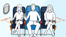 6 elbows, 4 armrests: Jetstar weighs in on age-old air travel debate