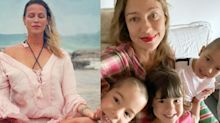 """Luana Piovani diz que está exausta: """"Culpada pelas brigas com os filhos"""""""