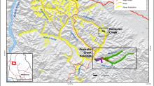 Metallic Minerals Provides Update on Klondike Alluvial Gold Royalty Portfolio in Yukon, Canada