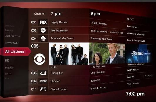 Samsung signs up to use Rovi EPG technology