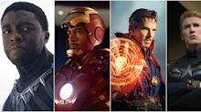 Marvel has 20 movies planned after 'Avengers 4'