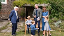 Prince William and Kate Middleton's 3 Kids Meet One of Their Favorite Celebrities