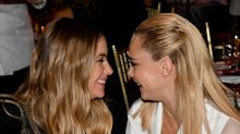 Cara Delevingne and Ashley Benson go public with romance after sharing kiss video: 'She showed me what real love is'