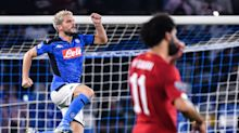 Napoli 2-0 Liverpool: Late collapse condemns champions to defeat
