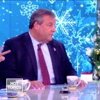 Chris Christie Clashes With 'The View' Hosts on Impeachment
