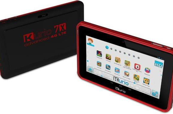 Kurio 7x 4G LTE tablet gives kids Verizon data on those long family drives
