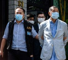 Hong Kong pro-democracy tycoon Jimmy Lai detained for fraud