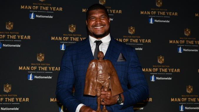 The Rush: Ravens star Calais Campbell on Drew Brees, protesting in the NFL and race in America