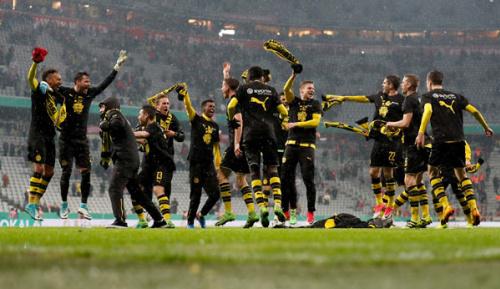 DFB-Pokal: BVB im Pokalfinale: Der Berg ruft