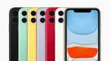 Apple iPhone 11 (press)
