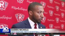Radford University hires Radford-native Darris Nichols as men's basketball head coach
