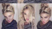 Lil' Kim: Ihre Verwandlung zur blonden Mega-Barbie