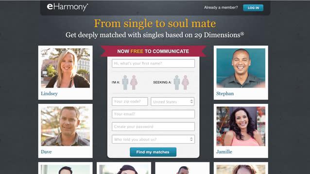 Why did you join eharmony yahoo