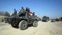 West Mosul breached as war on IS rages in Iraq and Syria