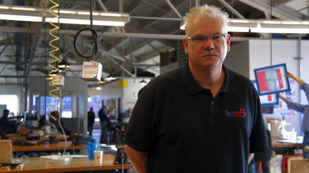 TechShop: an industrial revolution for $125 a month