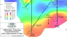 Dunnedin Commences Drilling at MPD Copper-Gold Porphyry Project, Southern British Columbia