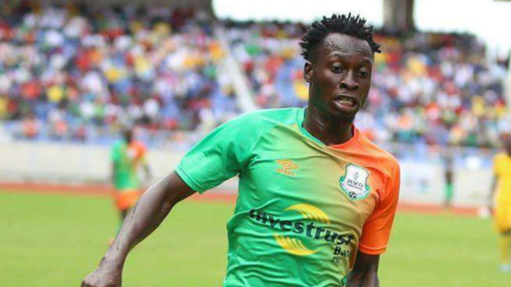 Another goal for Jesse Were as Zesco United win