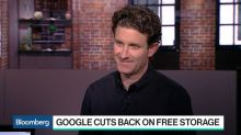 Google Cuts Back on Free Storage While Prodding Users Toward Paid Cloud Subscription