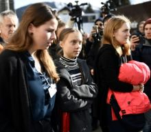 Greta Thunberg says climate demands 'completely ignored' at Davos