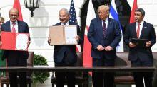 Israel, Emirate und Bahrain unterzeichnen historische Abkommen in Washington