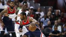 John Wall carries Wizards to East semis in Game 6 elimination of Hawks