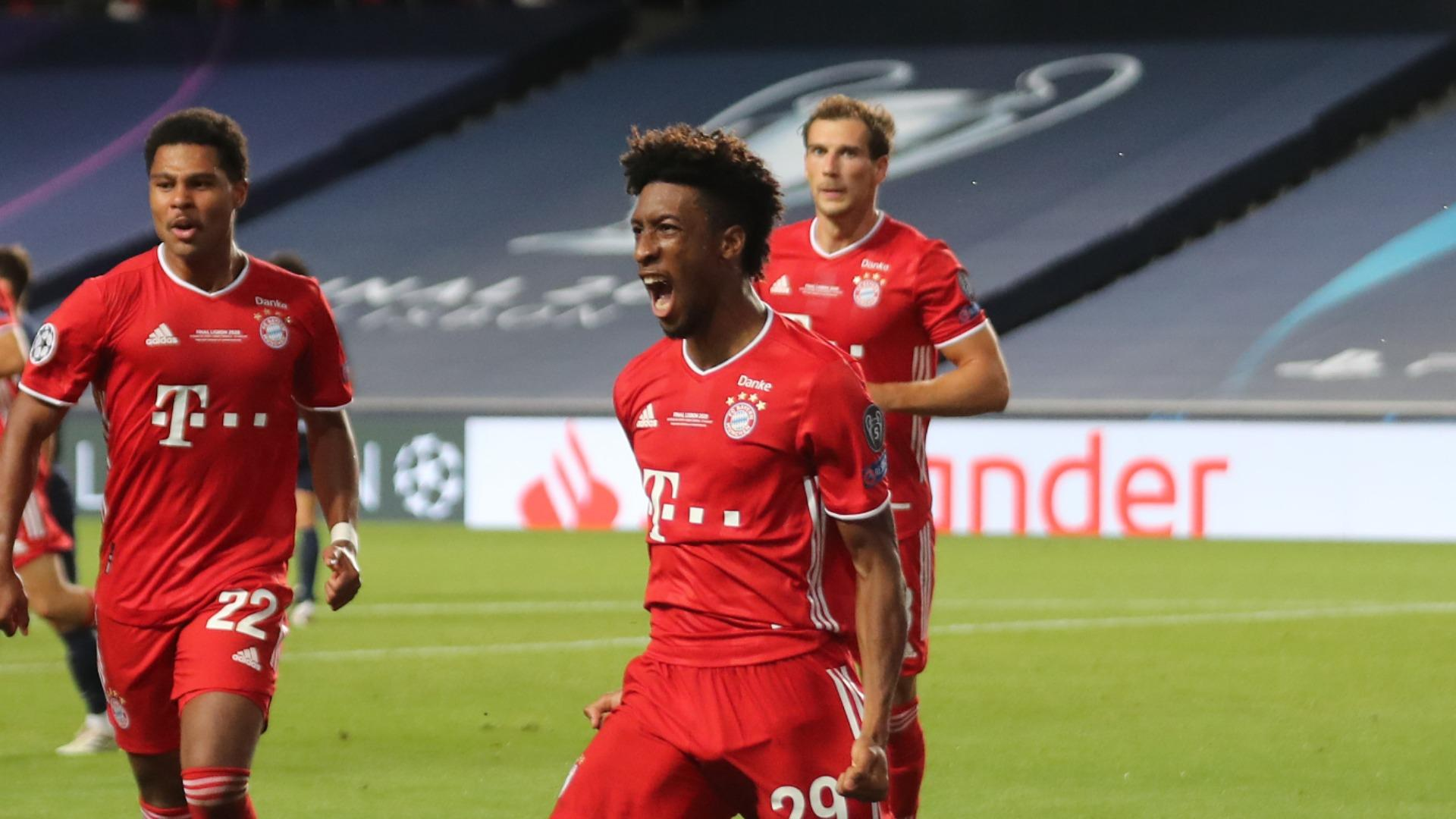 Paris Saint Germain 0 1 Bayern Munich Die Roten Seal Treble As Coman Haunts Psg