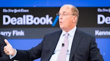 BlackRock chief talks cryptocurrencies, trade war