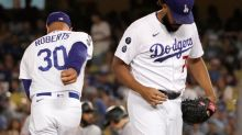 Dodgers' Dave Roberts reaffirms he is not contemplating change at closer