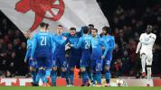 Arsenal survive Europa League fright against Ostersund to reach last 16