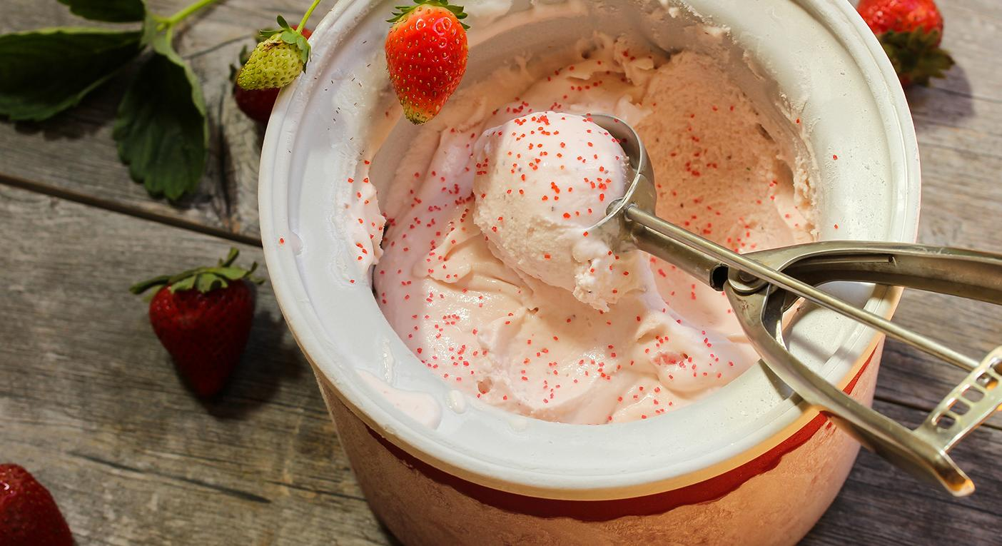 This top-rated ice cream maker creates the ultimate summer treat for under £40
