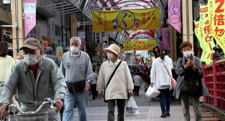 沖繩嚴峻「爆炸性感染擴大」