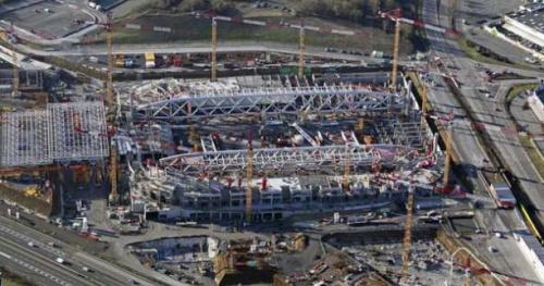 Foot - Grand Stade de Lille : un élu mis en examen